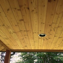 Blakely Island Timber  |  Island Fir T&G Paneling  |  Rustic Grade