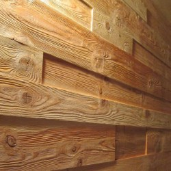 Blakely Island Timber  |  Island Relief Paneling