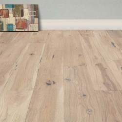 "Tesoro Woods 6"" FSC Hickory - Sustainable Hardwood Flooring"