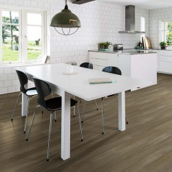 Teragren NEOTERA Xcora Wide-Plank Engineered Strand Woven Bamboo Flooring in KRUGER