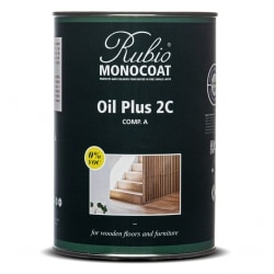 Rubio Monocoat Oil Plus - Component A Only - Colors