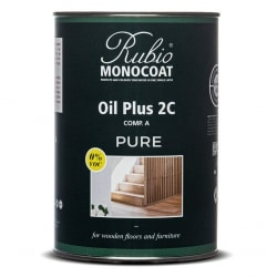 Rubio Monocoat Oil Plus - Component A Only - PURE (Clear)