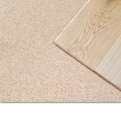 Natural Cork Underlayment Roll 1/4"