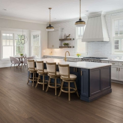 Valinge - Woodura Hardened Wood Flooring | Natural Walnut - Room View