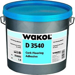 Wakol D3540 Water-Based Contact Adhesive | 1 Gallon