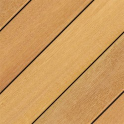 "FSC Certified Gold Garapa Decking | 1"" x 6"""