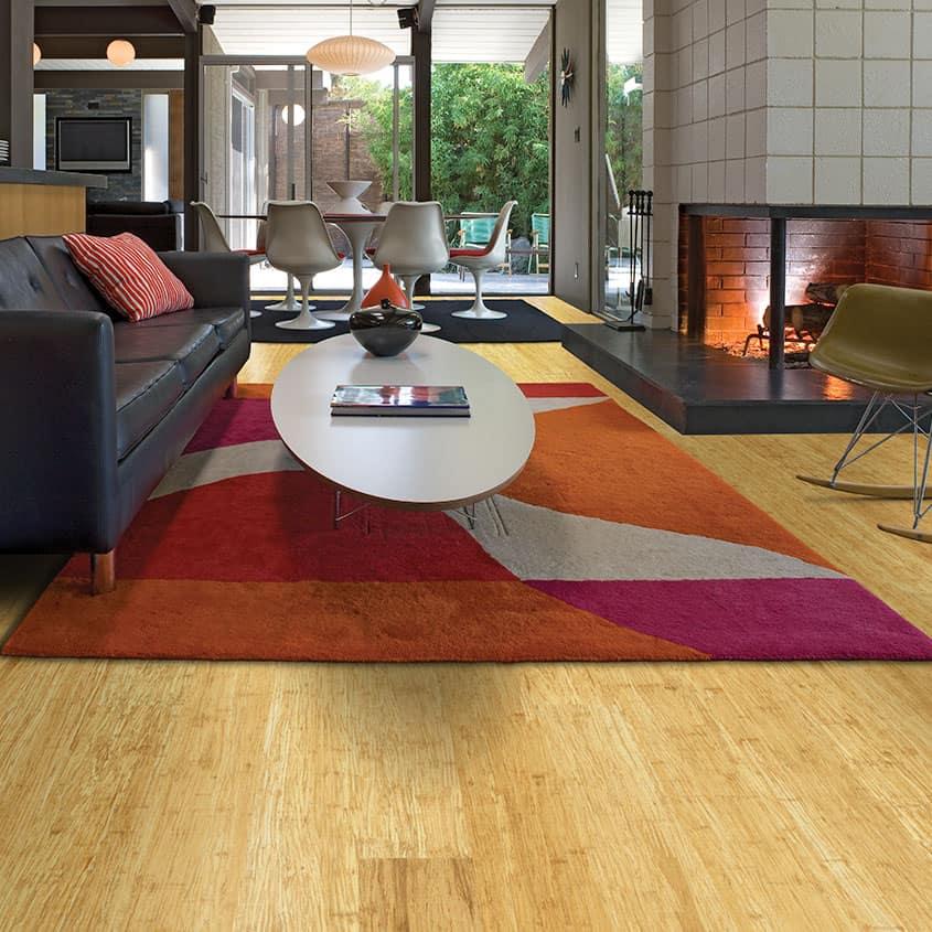 Bamboo Flooring Solutions teragren portfolio naturals solid wide plank strand bamboo