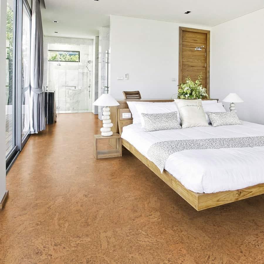 Wicanders Cork Essence Floating Flooring In Originals Accent